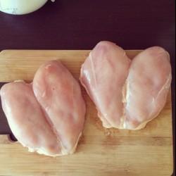 Diät, Ernährung Huhn, Huhn, Schlankheitskur