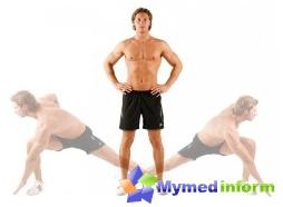 Achillovo senor, muskler, stretching, sena, tendinit