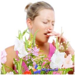 Allergische Rhinitis, Symptome und Behandlung