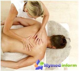 العلاج اليدوي في علاج هشاشة العظام يشبه إلى حد كبير التدليك، لأن المعالج اليدوي يجري التلاعب مع العمود الفقري، والذي يسمى الأيدي العارية