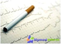 За да не хванат аритмия, хората, които пушат, ще трябва да помислят много добре за отказ от този лош навик.