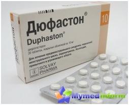 Nėštumas, Duphaston, samprata, nėštumo planavimas, Dufeston naudojimas