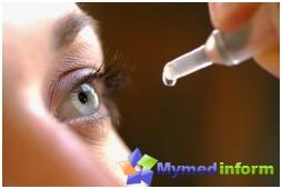 Akys, akių lašai, oftalmologija, fedorovas, alavijo ekstraktas