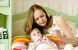 антипиретик, инжекции, литична смес, треска, треска при дете