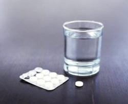 Taikymas aspirinas
