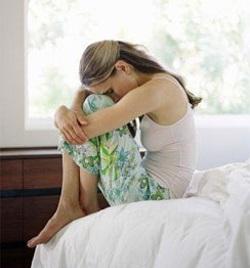العديد من النساء اللائي حققن الإجهاض، كل حياتهم في الكمال، يعانون من الأرق، يسقطون في الاكتئاب