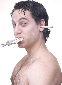 Пристрастяване към тютюнопушенето