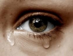 Augen, Tränendrüsen, Tränen, tränende Augen