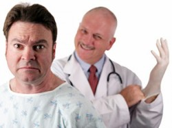 أمراض الجهاز الهضمي، والأمعاء، والأمراض المعوية، تنظير القولون، الفحص
