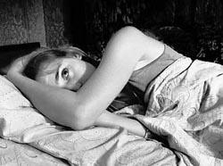 Ängstliche Gedanken und Stress sind häufige Ursachen für Schlaflosigkeit