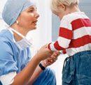 sudden acute abdominal pain in children