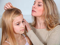 get rid of lice 1 times