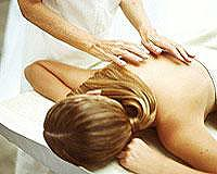 treat the neck from a chiropractor