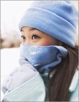الحساسية للبرد!