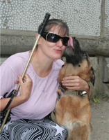 seeing eye dogs for blind people