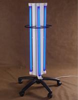 إشعاع الكوارتز والأشعة فوق البنفسجية