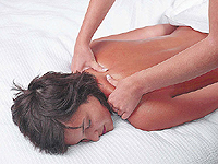 sleight of hand massage can get rid of depression and wrinkles