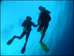 asthma and diving