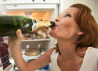 Considerability of relatives of alcoholics