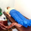 lymphatic drainage and compression bandage in the treatment of lymphedema