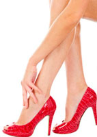 how to recognize the early symptoms of varicose veins