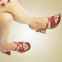Healthy veins beautiful legs