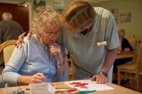 senile dementia as it occurs