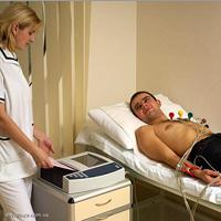 Diagnosis of coronary heart disease