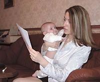 Mi az, ami & Laquo; fenyegető gyermek agyi paralízis & raquo;? Milyen jeleket kell riasztani anya