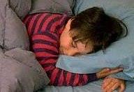 Heilkräuter und Gymnastik für einen guten Schlaf