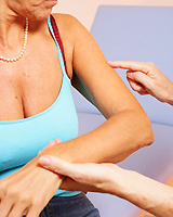 the risk of skin melanoma