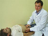 diagnosis and treatment of prostate adenoma
