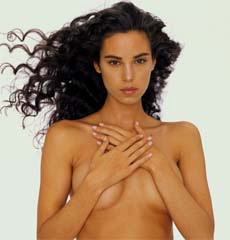 Ist Bräunen schädlich für die Brust?