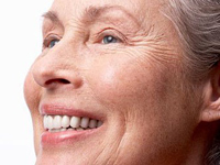 wrinkles on the face to tell about disease