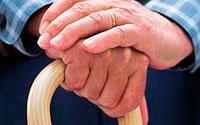 Bestimmung der Behinderungsgruppe bei Arthrose