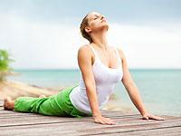 Прости упражнения за артроза и остеохондроза на гръбначния стълб