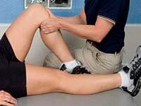 Гимнастика при артроза, деформираща коляното