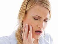 arthrosis of the temporomandibular joint to the dentist