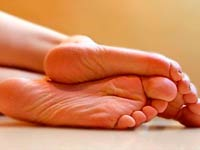 how to treat a deforming arthrosis of the foot