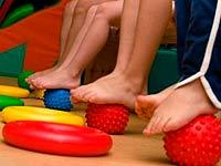 Therapeutische Gymnastik - eine Methode zur Behandlung von Arthrose der Füße