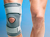 treatment of deforming arthrosis of the knee joint