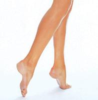 get rid of cracks on the heels