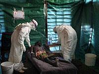 Ebola haemorrhagic fever