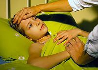 Симптоми на скарлатина при деца