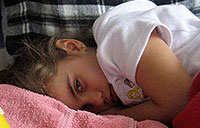 the effects of food poisoning in children