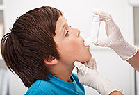 rehabilitation of children with asthma