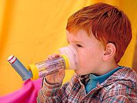 Årsaker til bronkial astma hos barn