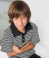 Peritonitis: eine Komplikation der Appendizitis bei Kindern