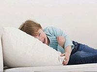acute abdomen syndrome in children