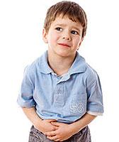 Признаци на дизентерия при деца
